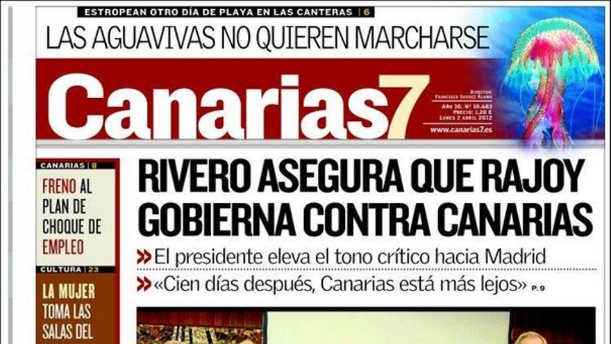 De las portadas del día (02/04/2012) #1
