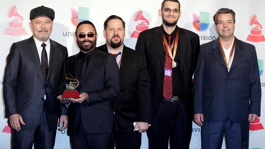 Rubén Blades se lleva el Grammy Latino al álbum del año