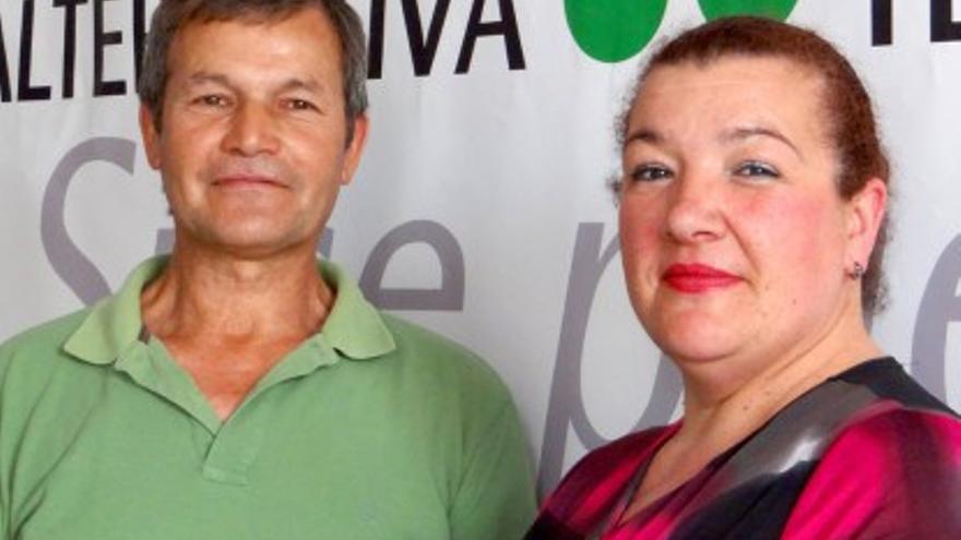 El concejal Ángel Méndez Guanche, que sale del Ayuntamiento de Tacoronte