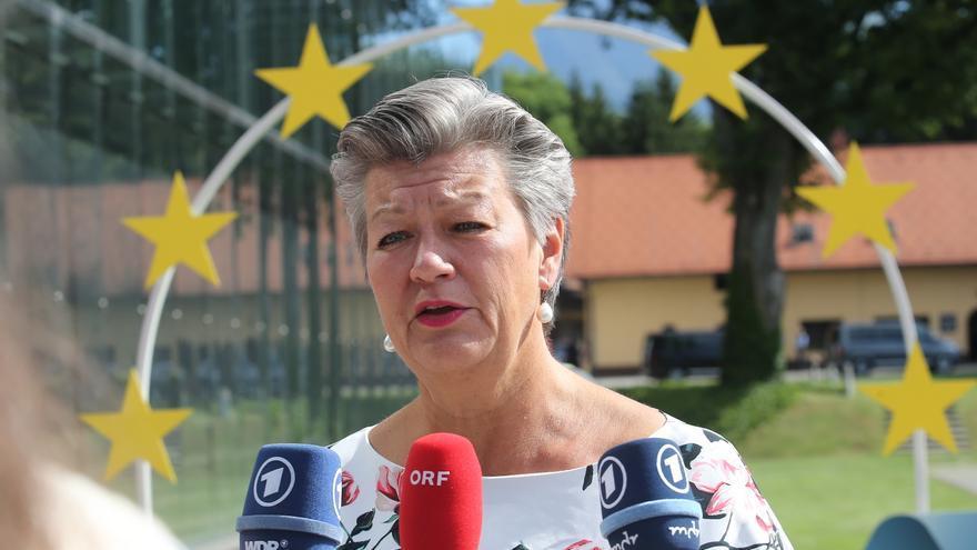 """Países bálticos condenan la """"guerra híbrida"""" de Bielorrusia con inmigrantes"""
