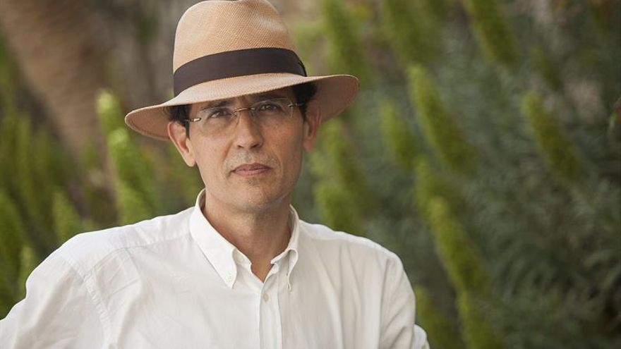 José María Fernández-Palacios, catedrático de Ecología de la Universidad de La Laguna. EFE.