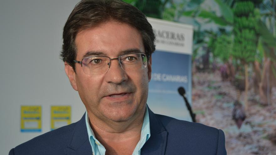 José Adrián Hernández., nuevo vicepresidente del Cabildo de La Palma.