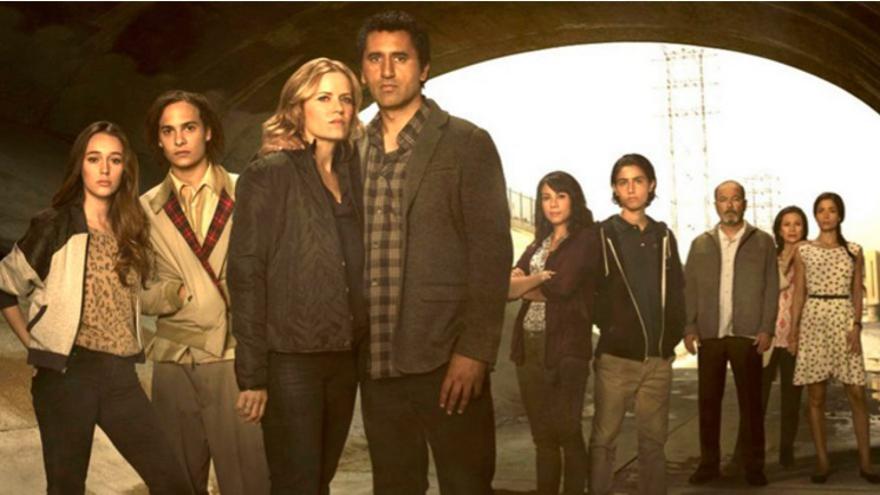 Protagonistas de la serie