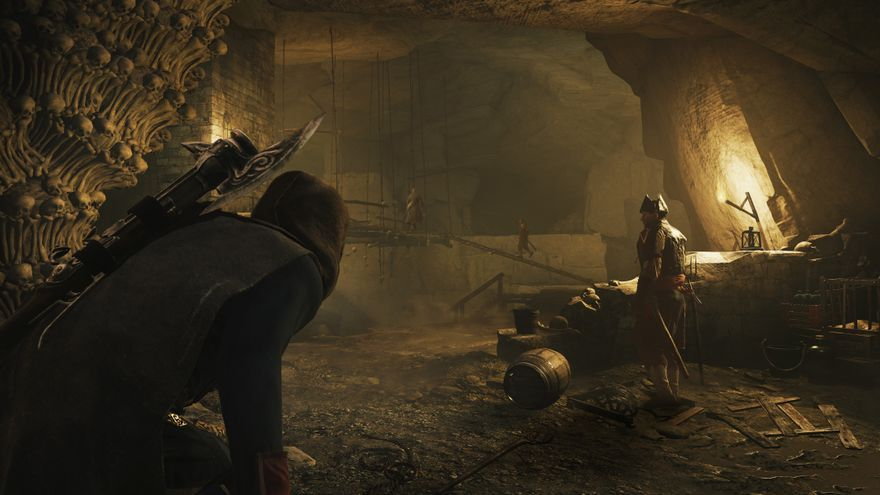 Assassin´s Creed Unity dead kings