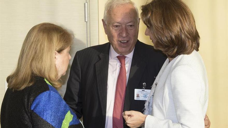 El PSOE pide la comparecencia de Margallo por la Cumbre de refugiados