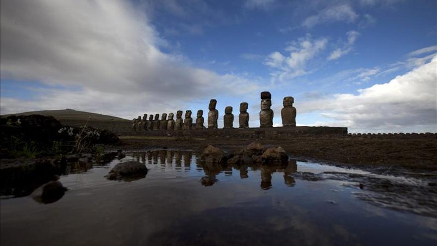 Seísmo de 6,8 grados en el Pacífico al sur de la Isla de Pascua