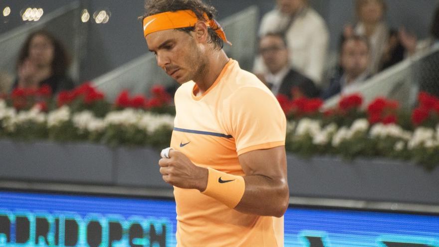 Rafael Nadal, tenista y novio de Xisca.