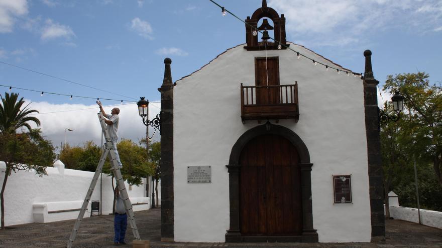 Ermita de Velhoco.