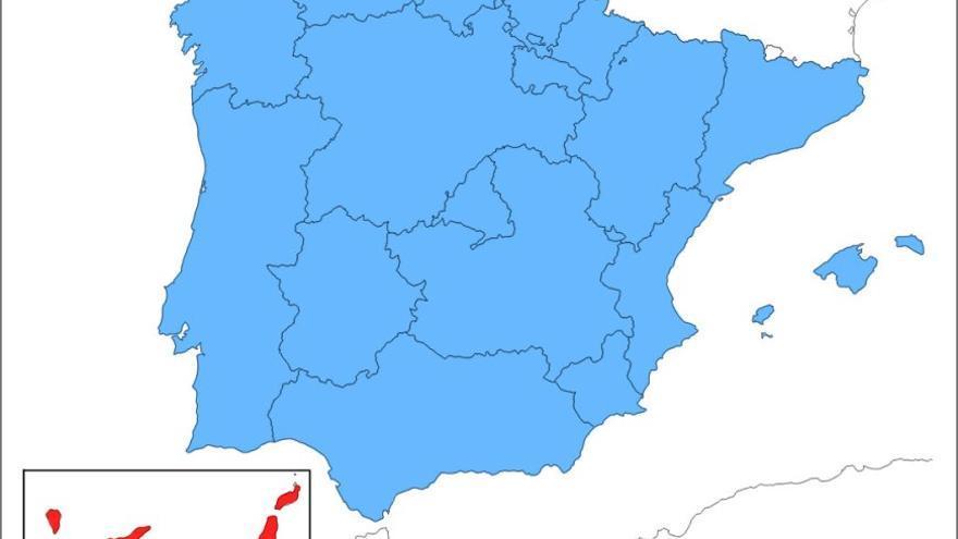 Canarias vuelve a estar a la cola respecto a las demás autonomías en cuestión de financiación.