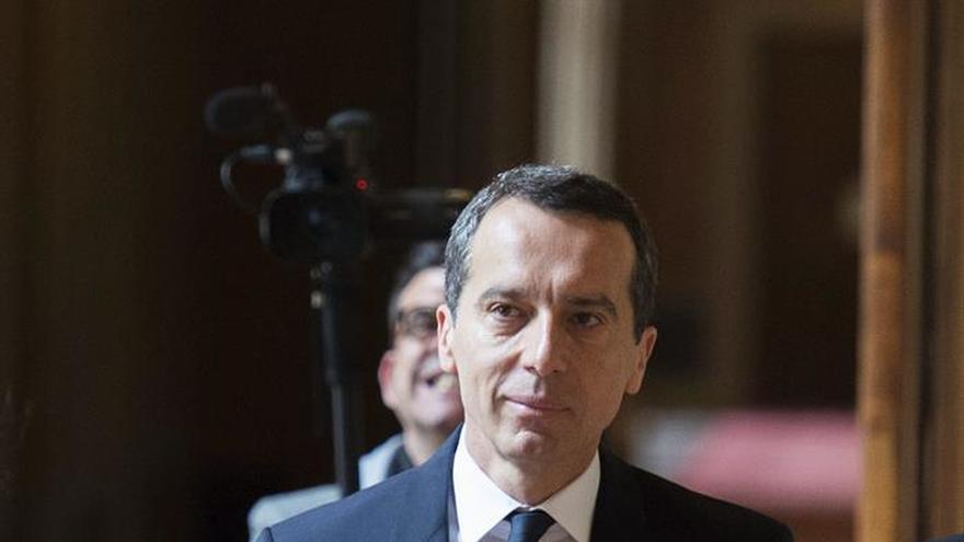 El socialdemócrata Kern asume la jefatura del Gobierno de Austria