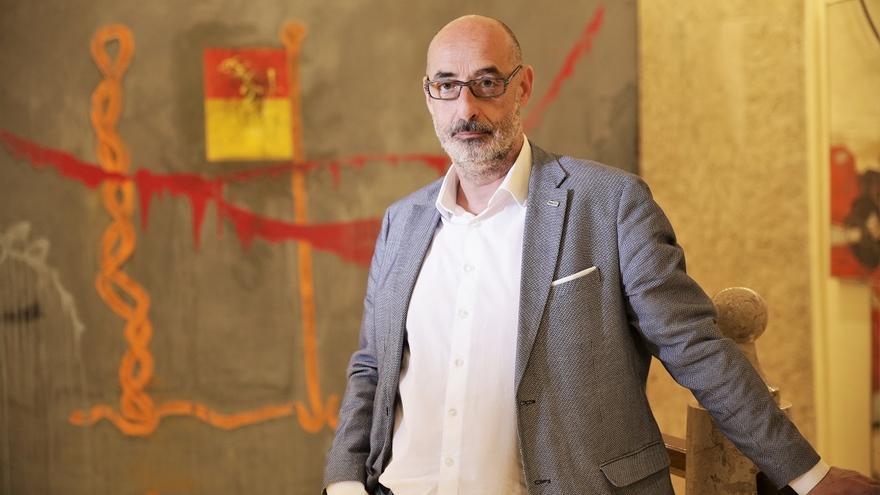 Archivo - Félix Álvarez, coordinador de Cs Cantabria