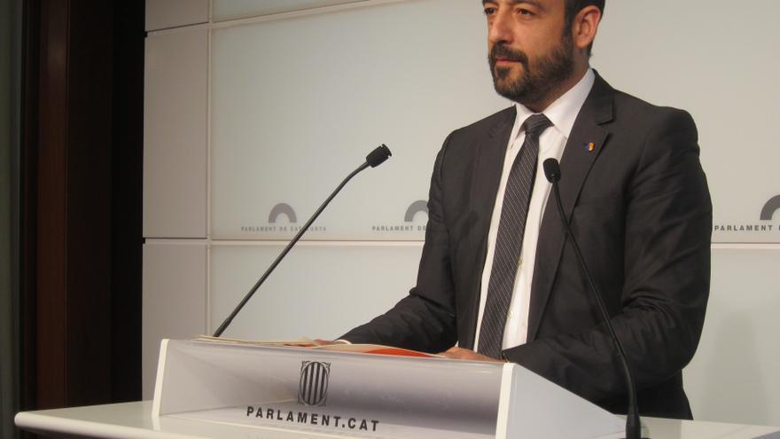 """C's considera """"pura mentira"""" que el Estado adeude 8.000 millones a la Generalitat"""