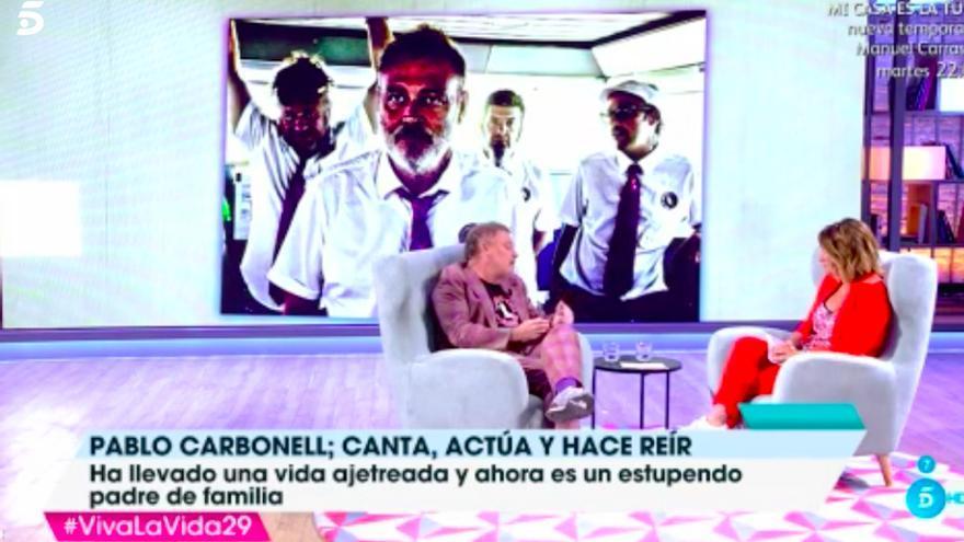 ¿Sabías que Toñi Moreno y Pablo Carbonell tuvieron un programa juntos en los inicios de Cuatro?