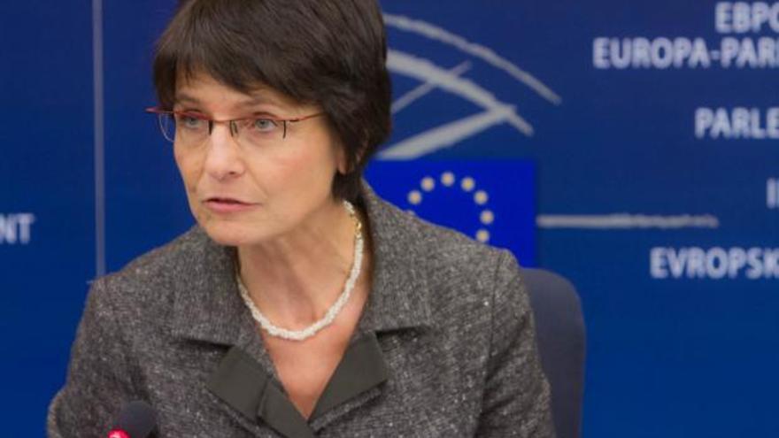 Marianne Thyssen, comisaria de Empleo de la Comisión Europea / Foto: Parlamento Europeo