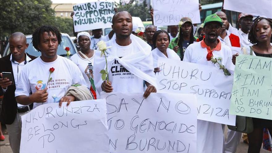 Amnistía denuncia decenas de ejecuciones extrajudiciales en Burundi