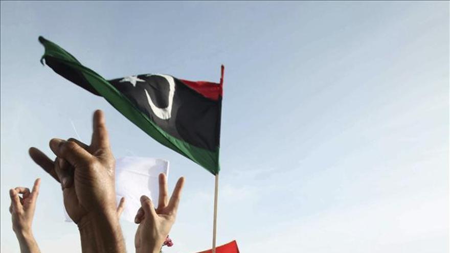 Miles de libios vuelven a manifestarse en Trípoli contra las milicias armadas