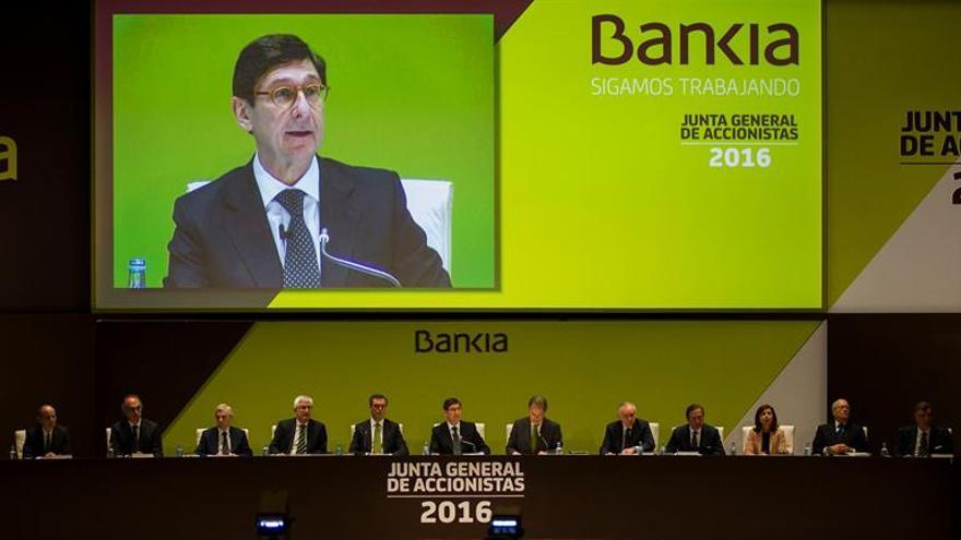 BFA-Bankia, el más solvente, y Popular, el menos, según los test de estrés europeos