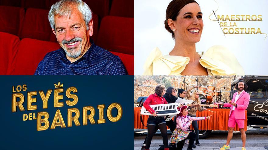 Un años de estrenos en TV: 13 programas que veremos por primera vez en 2018