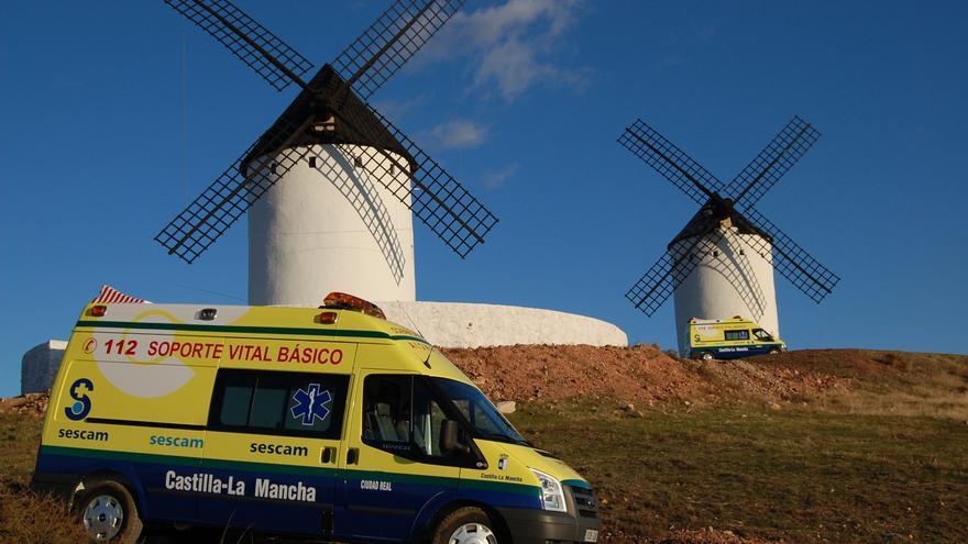 Ambulancias del SESCAM