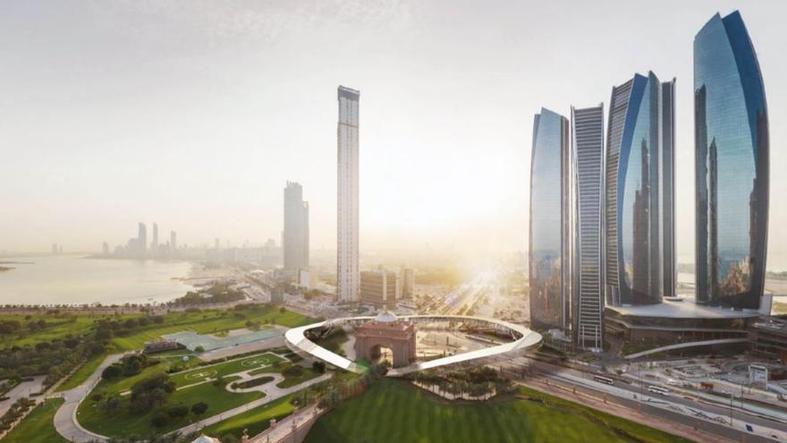 El Hyperloop que llegará a Dubái en 2020 ha sido diseñado por un joven estudio de arquitectura danés