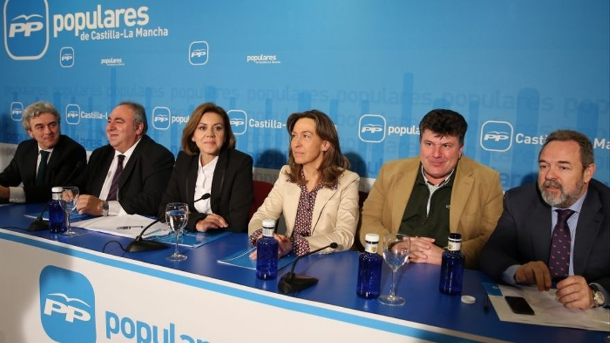 Ejecutiva regional PP CLM