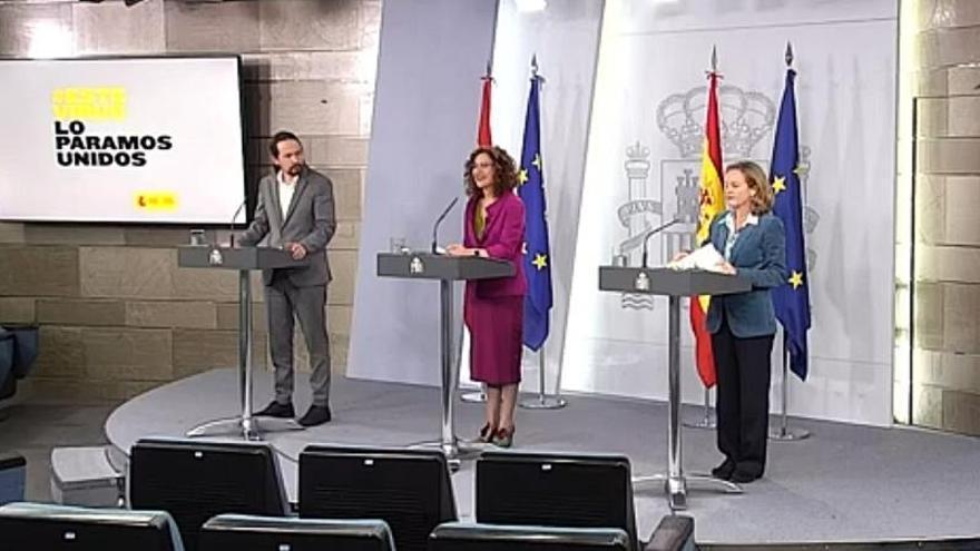 El Gobierno reparte otros 300 millones de euros a comunidades contra COVID-19