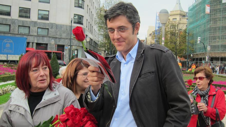 El diputado socialista Eduardo Madina