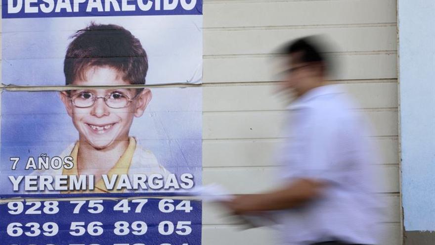 La Guardia Civil recibe más de 60 llamadas tras tener una nueva pista sobre Yéremi Vargas