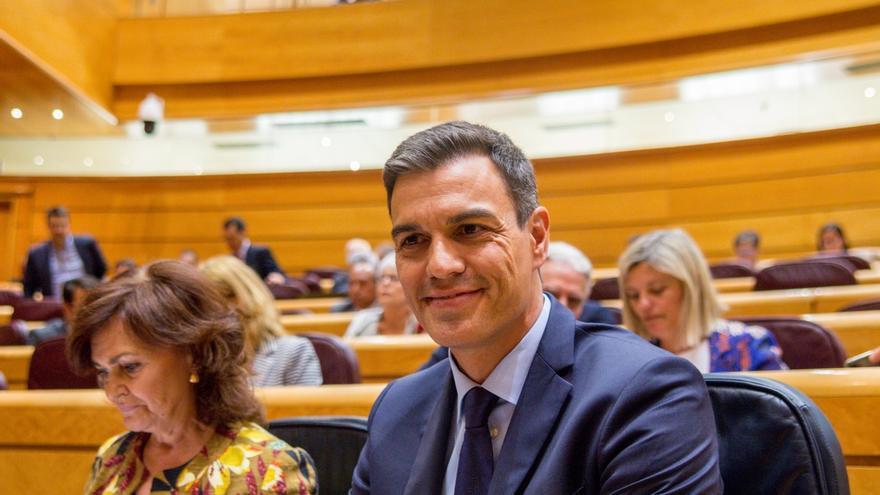 El PP registra en el Senado la petición de una comisión de investigación por la tesis de Pedro Sánchez