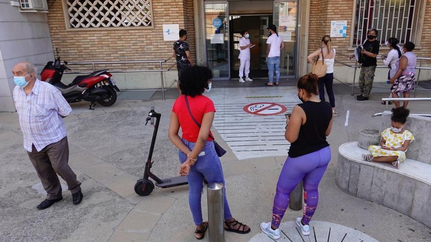 La Generalitat admite transmisión comunitaria en L`Hospitalet de Llobregat