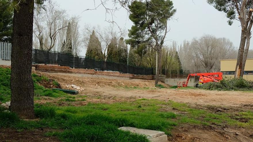 En otoño comenzarán las obras del parking del nuevo campus de la Universidad de Alcalá en Guadalajara