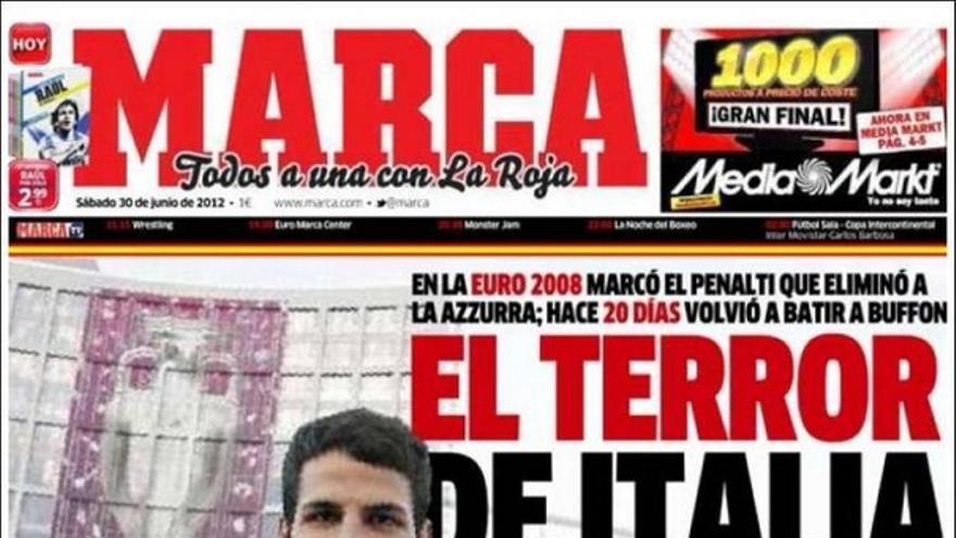 De las portadas del día (30/06/2012) #7