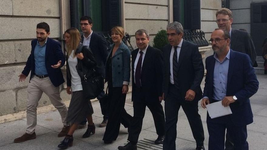 """Homs se pregunta si el Gobierno sacará """"los tanques"""" para evitar que Cataluña celebre el referéndum"""