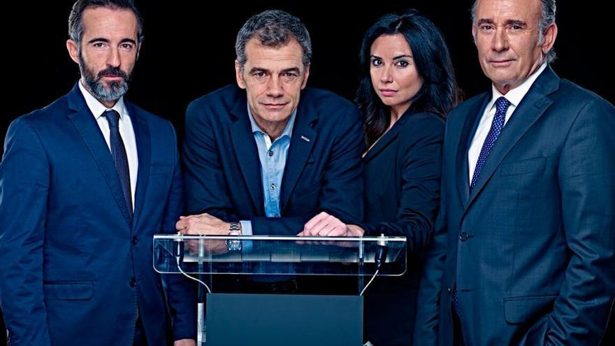 'Debate' la primera obra escrita por Toni Cantó