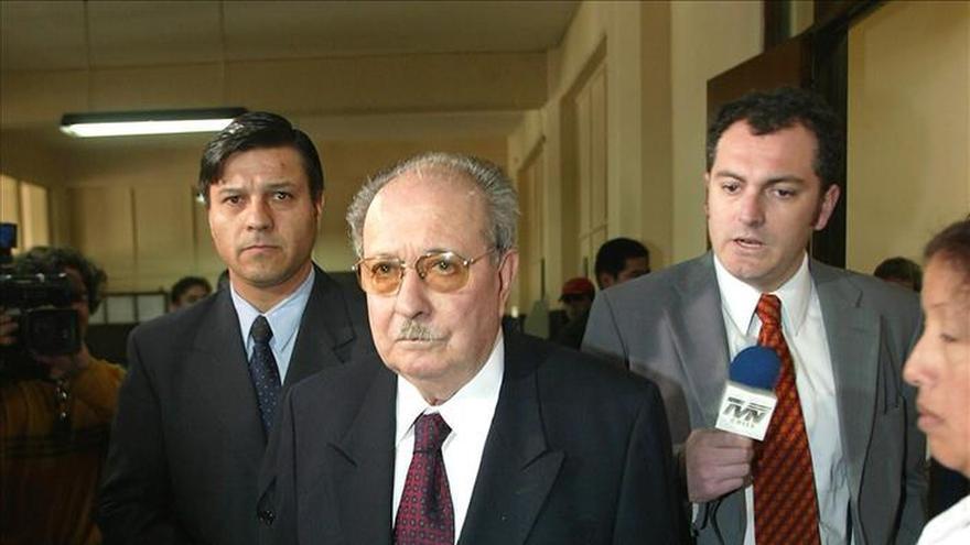 Un general condenado a prisión en Chile por homicidio de escoltas de Allende