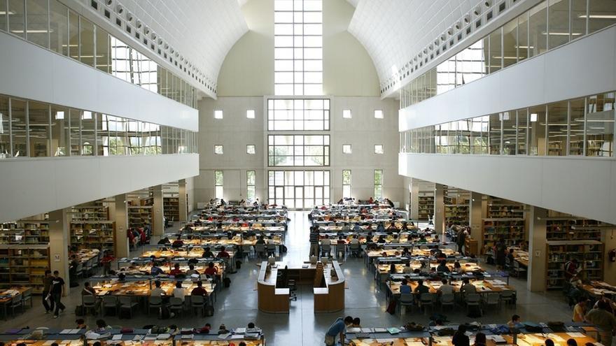 La UPNA abrirá la Biblioteca en Pamplona y Tudela los fines de semana con motivo de los exámenes