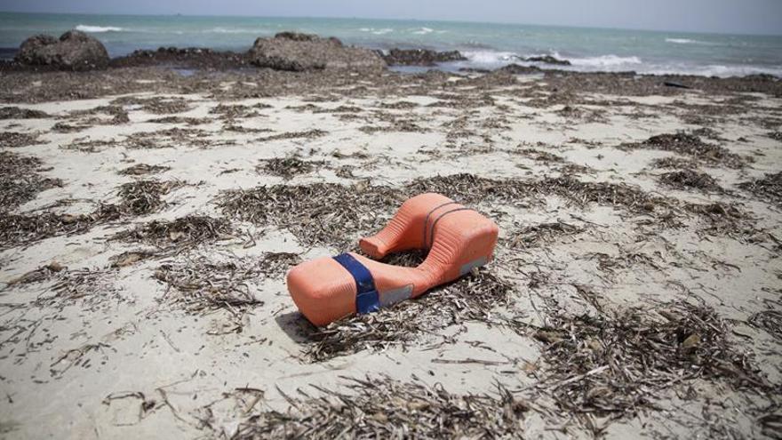 Denuncian la desaparición de cien inmigrantes tras un naufragio en el Mediterráneo