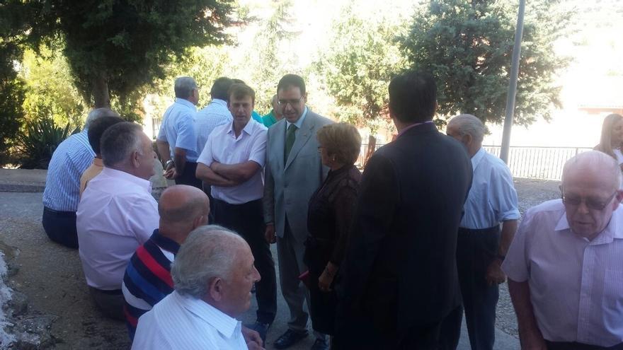 """Prieto (PP): """"Las políticas de Rajoy y Cospedal sirven para generar riqueza y prosperidad"""""""