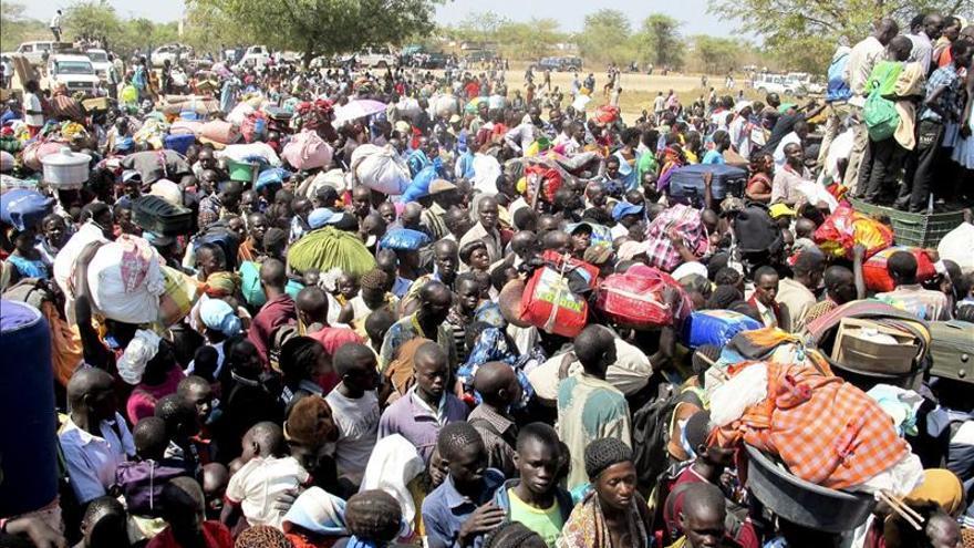 EE.UU. moviliza a marines desde España a Yibuti por la crisis en Sudán del Sur