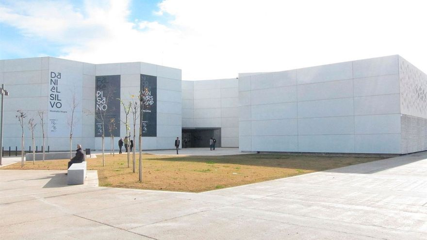 Edificio del C3A.