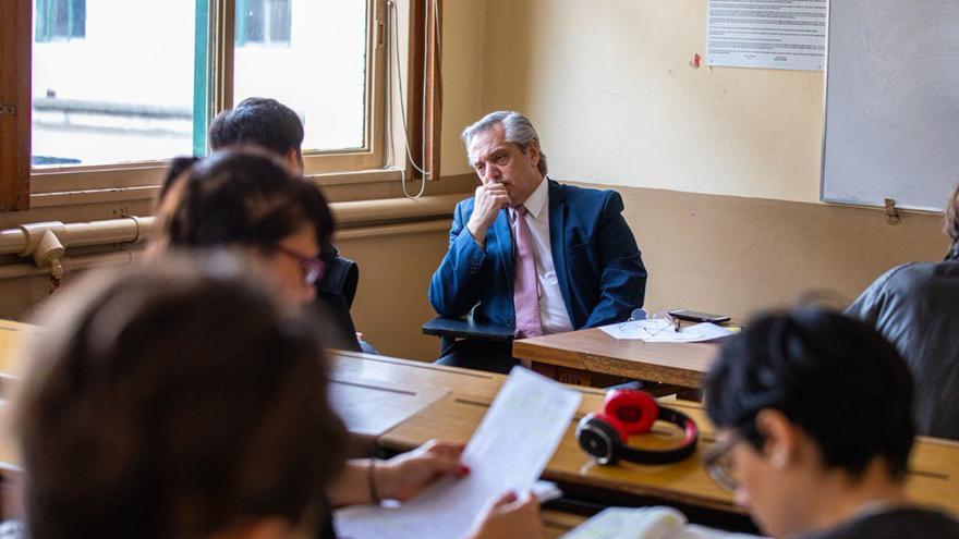 Bicentenario de la UBA: Alberto Fernández estará junto a Kicillof y Larreta en el acto central