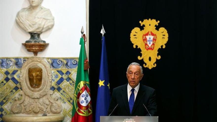 """El presidente luso alerta sobre la economía: """"Ahora es momento de crecer"""""""