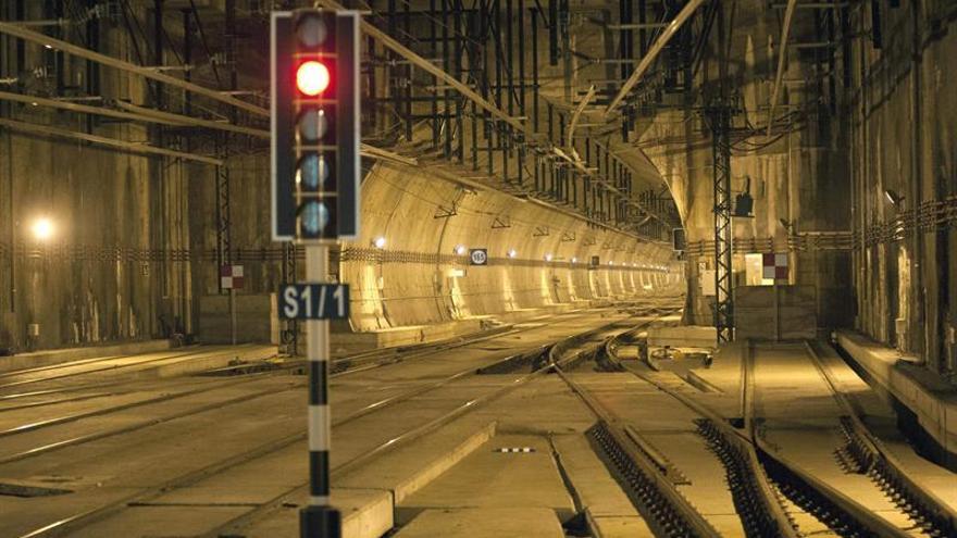 España y Francia gestionarán el túnel del AVE al liquidarse la concesionaria