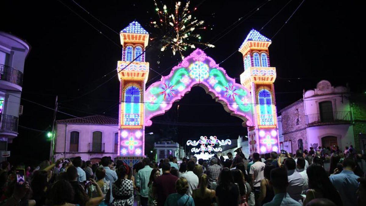 Feria en El Viso.
