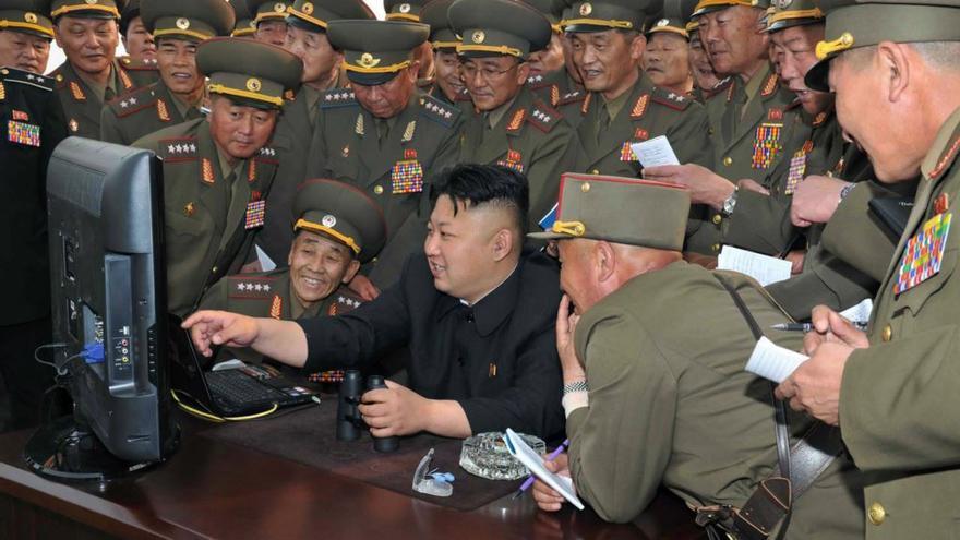 Kim Jong-un utiliza un sistema operativo especial para su régimen
