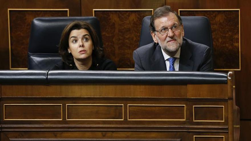 Rajoy lamenta la muerte de Barberá: estoy enormemente apenado