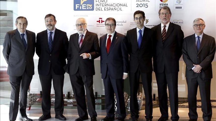 Las oportunidades de negocio del español, a debate en el Foro FiE2.0