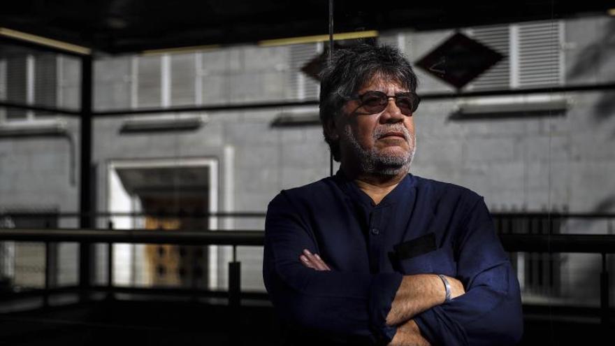 En la imagen, el escritor chileno Luis Sepúlveda.