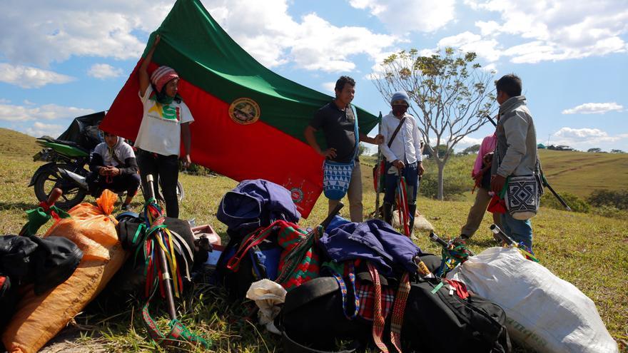 """Indígenas esperan reunión con Duque para tratar """"temas estructurales"""""""