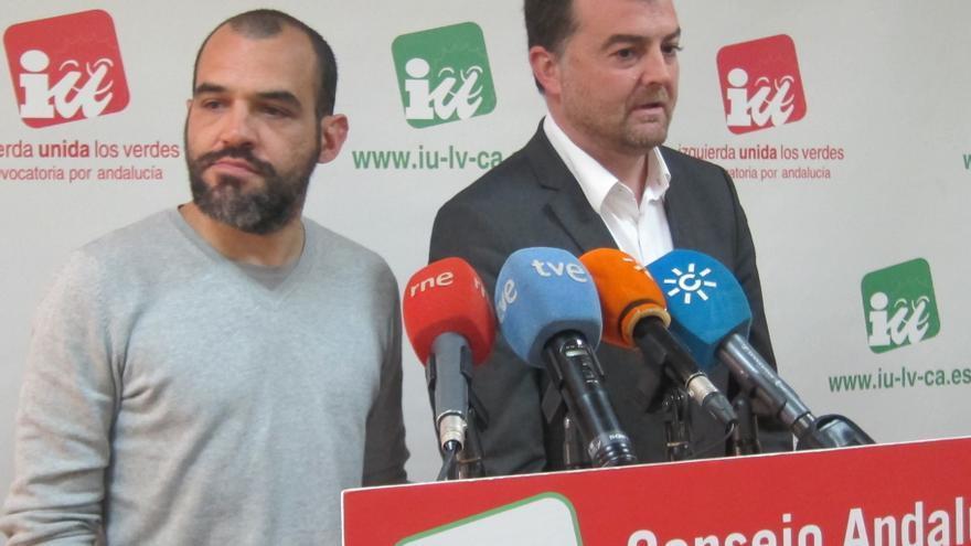 """IULV-CA se congratula por el """"acuerdo en función de la correlación de fuerzas"""" que hay con PSOE en el Gobierno andaluz"""